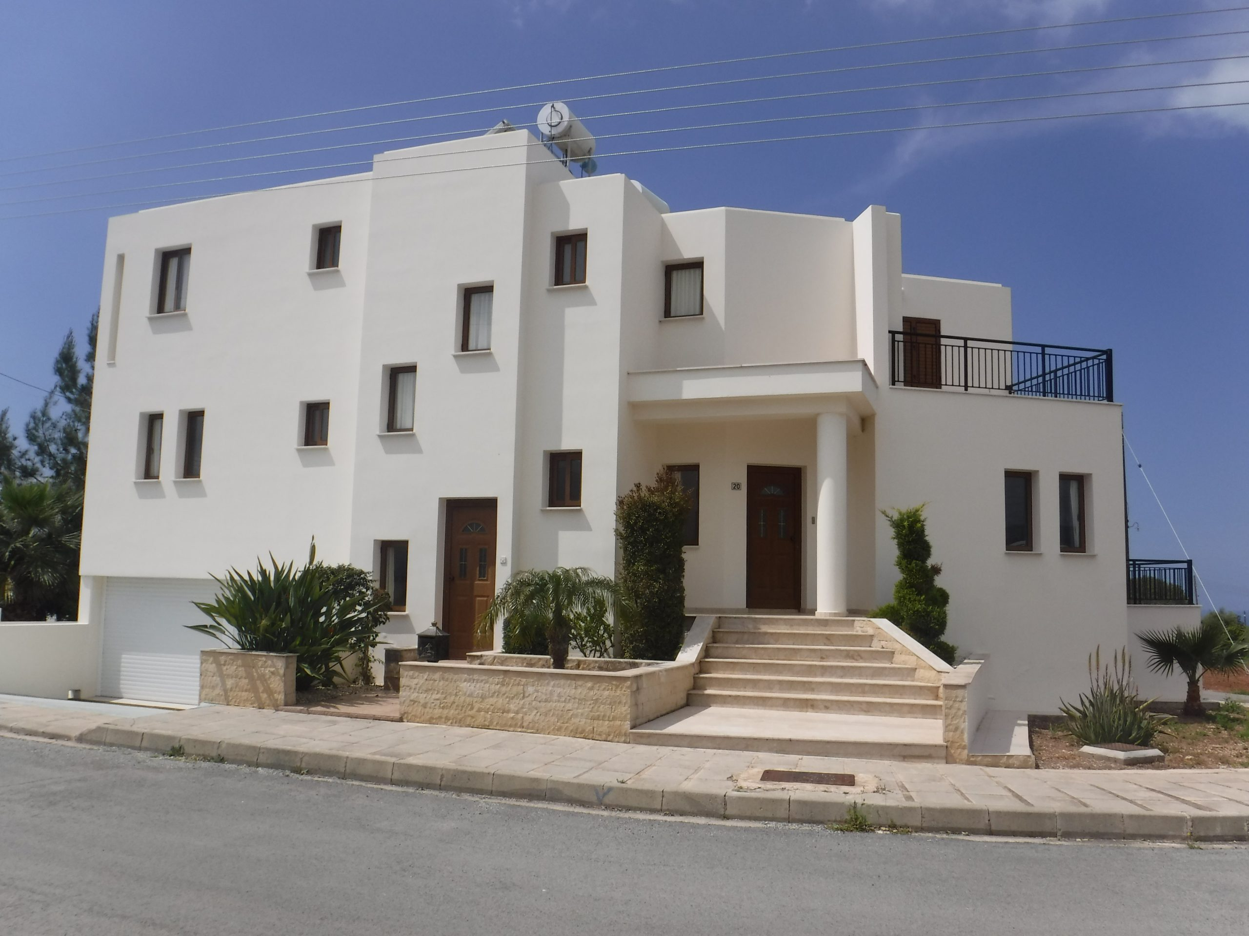 4 Bed Villa Kissonerga KIS_GRA