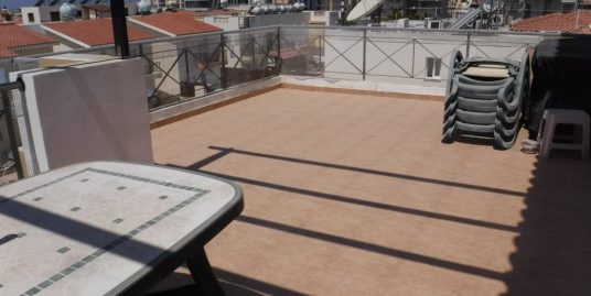 One bed penthouse apartment, Kato Paphos. UNI-DEJ
